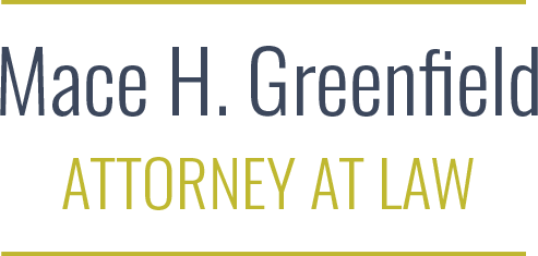 Mace H. Greenfield - Attorney at Law